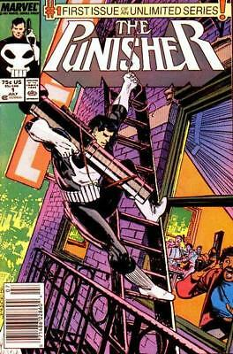 Punisher Vol. 2 (1987-1995) #1