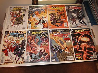 Worlds Finest, New 52 #s 0 1-32 Complete, Power Girl, Huntress, Superman, Batman