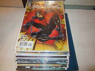 NIGHTWING, COMPLETE SERIES, NEW 52, 2011 #s 0, 1-30 23.1 23.2 3D, ANN. 1, BATMAN