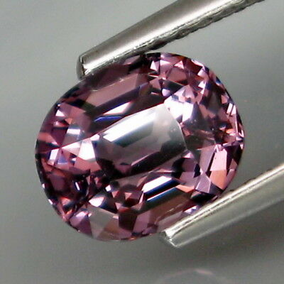 1.45Ct.Ravishing Color Natural Purple Spinel MaeSai,Thailand Full Fire&Eye Clean