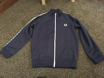 Fred Perry Jacket Age 7-8