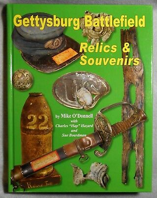 Gettysburg Battlefield Relics & Souvenirs by Mike O'Donnell
