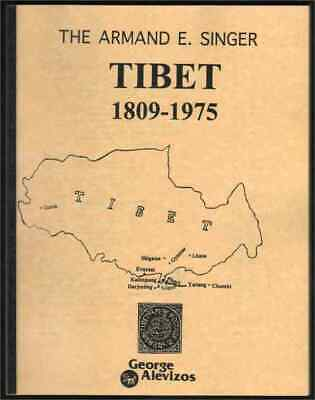Tibet stamps/postal history exhibit/book