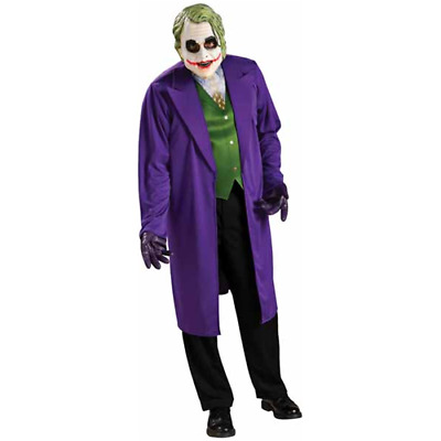 Joker Costume Carnevale Uomo Tg.m The Dark Knight