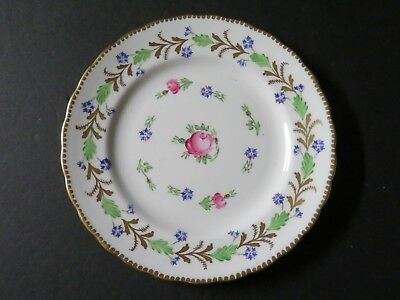 "ROYAL CHELSEA Fine Bone China PLATE 8""  Rose ENGLAND"