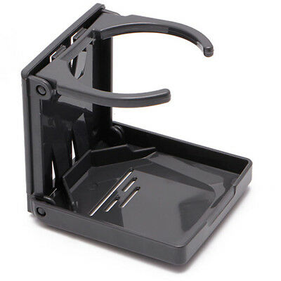 Useful Universal Car Truck Drink Water Cup Bottle Can Holder Door Mount Stand