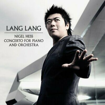 Lang Lang: Nigel Hess Piano Concerto -  CD R0VG The Cheap Fast Free Post The