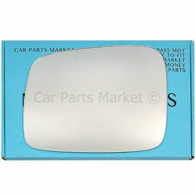 Left side Wing mirror glass for VW Transporter  T4 Box Pick up  1990-03 plate