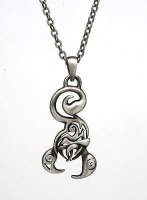 King Of Scorpion Artistic Pewter Pendant Necklace Contemporary Jewelry.gorgeous