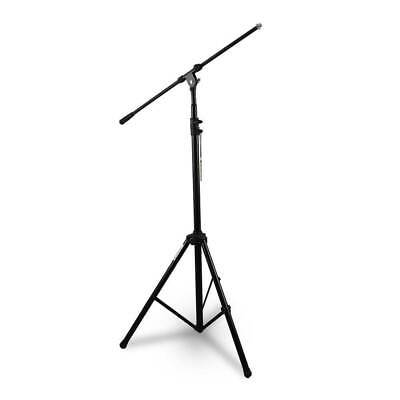 Pyle Heavy Duty Tripod Extendable Boom Microphone Height Adjustable Mic Stand