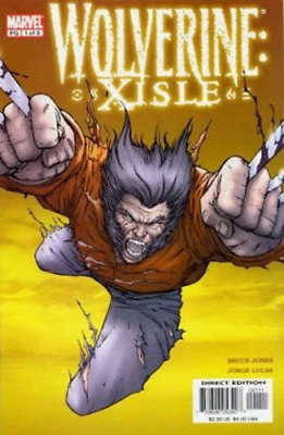 Wolverine: Xisle #1-5 - Complete Storyline - 5 Issues