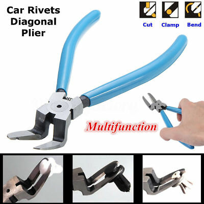 Car Trim Clip Removal Plier Trim Upholstery Door Pin Panel Fastener Puller Tool