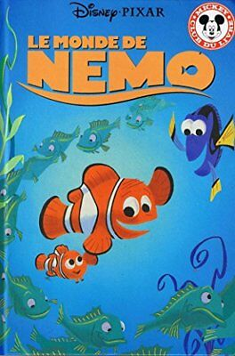 Le monde de Némo by Disney, Pixar Book The Fast Free Shipping