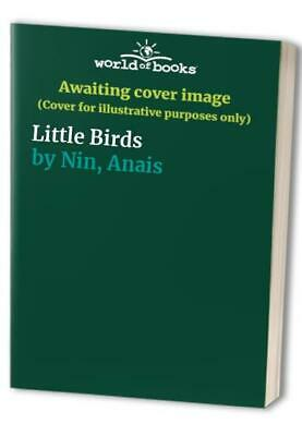 Little Birds by Nin, Anais Paperback Book The Cheap Fast Free Post