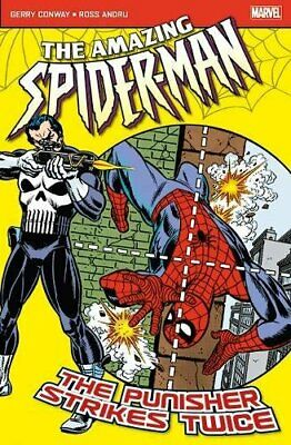The Amazing Spiderman: The Punisher Strikes Twice (Marve... by Various Paperback