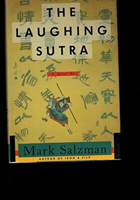 The Laughing Sutra: A Novel by Salzman, Mark Book The Cheap Fast Free Post
