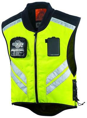 Icon Military Spec Vest Yellow X-Small/Small/Medium/Large