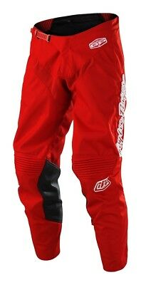 Troy Lee Designs 2018 GP Air Pant Mono Red Size 28