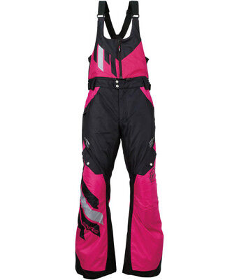 Arctiva Womens 2017 Snowmobile Eclipse Insulated Snow Pant Bibs Sizes XS-2XL