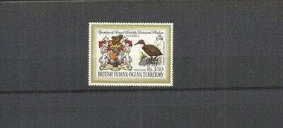 British Indian Ocean Territory Scott 43 Mh Scv $17