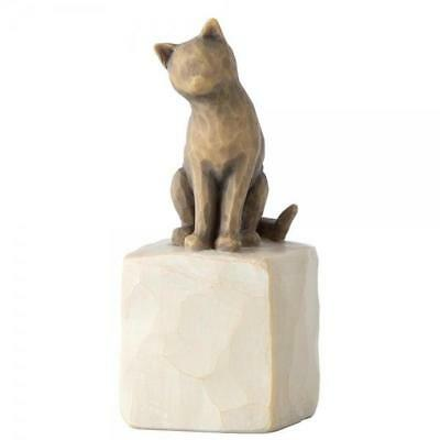 Willow Tree Love My Cat Figurine 27684 Pet in Branded Gift Box