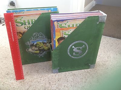 Shrek's Quests Magazines & Medals, Complete Set Of 52