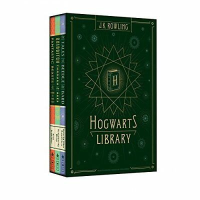 Hogwarts Library - Other Format NEW Rowling, J. K. 03/02/2018