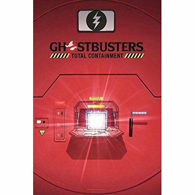 Ghostbusters: Total Containment - Hardcover NEW Burnham, Erik 04/01/2014
