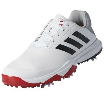Adidas adiPower Bounce Men's Golf shoes Q44788 Size 9.5 Wide Wht/Blk