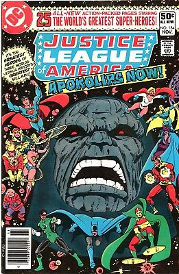 Justice League of America #184 (Nov 1980, DC)