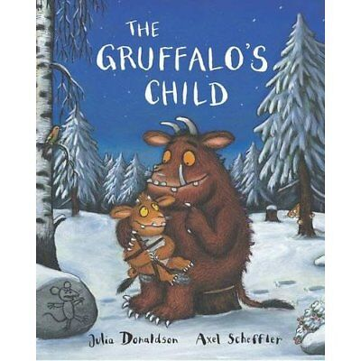 The Gruffalo's Child - Hardcover NEW Donaldson, Juli 2004-09-03