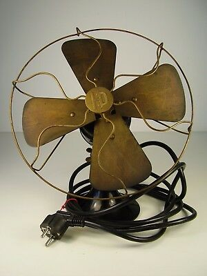Antiker Art deco Ventilator HD um 1930