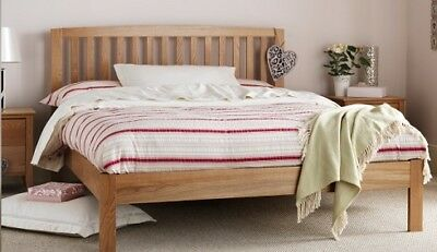 Thornton bedroom furniture solid american white oak stunning4ft small double bed