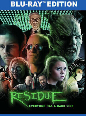 Residue [New Blu-ray] Manufactured On Demand, Ac-3/Dolby Digital