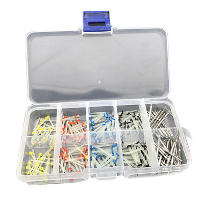 160× Dental Glass Fiber Post Single Refilled Package Free For 32 Pcs Drills UKP