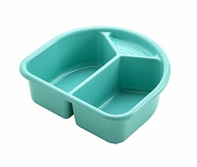 Top And Tail Bowl curacao Blue 20006 0235 By Rotho Babydesign