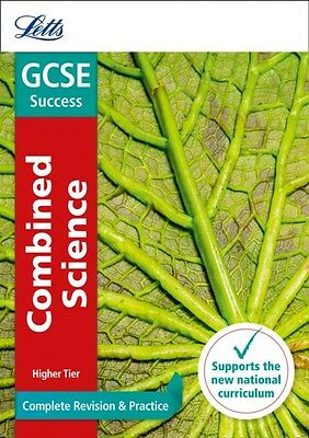 GCSE Combined Science Higher Complete Revision & Practice (Letts GCSE Revision .