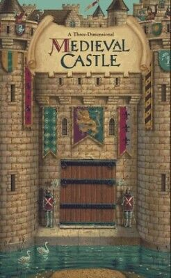 Medieval Castle by Wilson, Phil Hardback Book The Cheap Fast Free Post