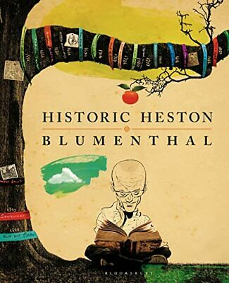 Historic Heston by Blumenthal, Heston Book The Cheap Fast Free Post