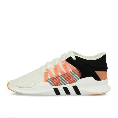 official photos a6ca4 2598a adidas EQT Racing ADV W White Chalk Coral Core Black Schuhe Sneaker Weiß  Koralle