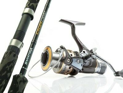 SARATOGA 7'0 10kg Baitleader Snapper Fishing Spinning Rod and Reel Combo Boat