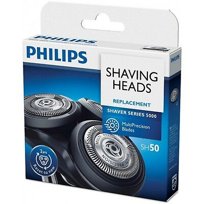 Philips SH50/50 5000 Series 3 x Rotary Cutting Shaving Head