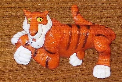 Vintage Bullyland Disney Shere Khan Tiger Mini Figure Jungle Book Collectable