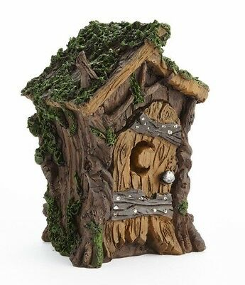 Swamp Outhouse GO 17643  Miniature Fairy Garden