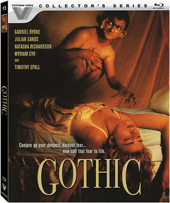 Gothic (Vestron Video Collector's Series) [New Blu-ray] Digital Theater System