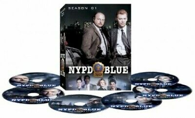 Nypd Blue: Season 01 - Complete First [DVD] [1994] [Region 1] [US... - DVD  FPVG
