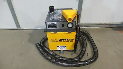 Ventboss By Robovent G130 110V 150 CFM 2.3 HP Portable Fume Extractor
