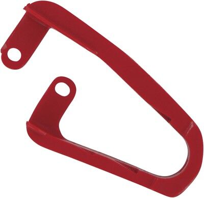 Moose FRONT Chain Guide Slider for Honda TRX 450 R 04-13 Red