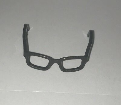 Monster High Adult Boy Doll Outfit Black Glasses NEW Accessory Replacement Part