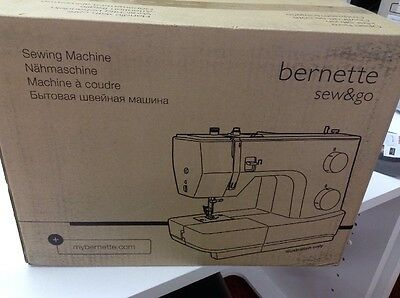 Bernina Bernette Sew And Go